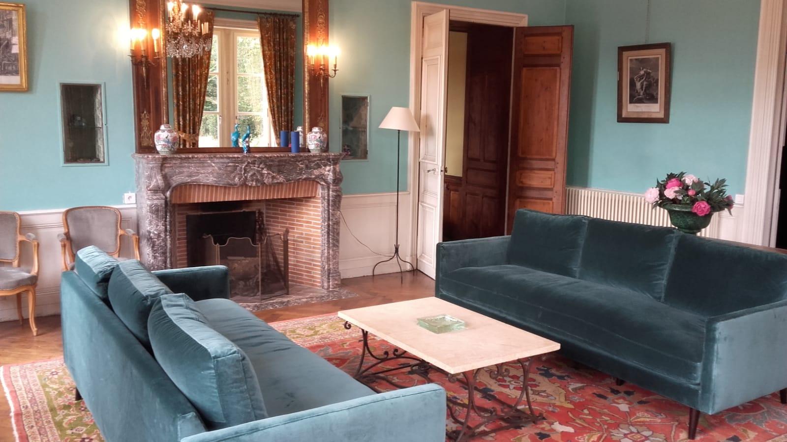 Grand salon- Living room
